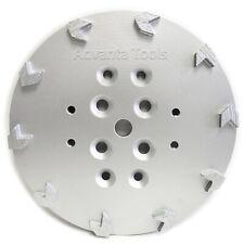 10 Concrete Grinding Head For Edco Blastrac Floor Grinders 10 Arrow Segments