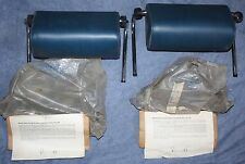 Volvo 144 142  Kopfstützen hinten rear headrest kit NOS new old stock