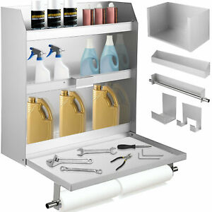 Trailer Door Cabinet, Trailer Cabinet Aluminum Kit, Trailer/Garage Organizer Kit