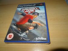 Ps2 Tony Hawk's Downhill Jam - Sony PlayStation 2 (2007) Complete Tested