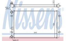 NISSENS Radiador, refrigeración del motor VOLKSWAGEN GOLF SEAT AUDI TT 65011