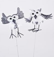 Owl Metal Garden Ornaments