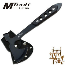 10'' MTech Axe Hatchet G10 Handle, Stainless Steel, Pry Bar, Camping, Hiking,