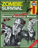 Zombie Survival Manual: The complete guide to surviving a zombie attack (Owner,