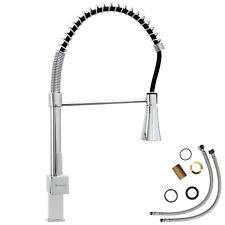 LED Robinetterie de cuisine mitigeur robinet d'évier douche monocommande lavabo