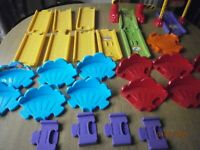 Vtech Toot Toot Drivers Train Track Bundle Spares Extras Various Sizes 27 Parts
