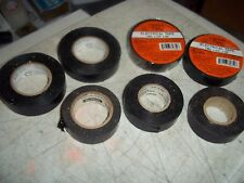 x 3//4 In 3 Rolls 60 Ft Central Flex Industrial Grade Electrical Tape