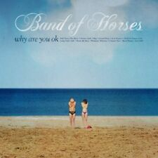 BAND OF HORSES-WHY ARE YOU OK?-JAPAN CD F30