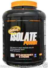 NEW OH YEAH! ISOLATE POWER STRAWBERRY & CREME PROTEIN PRE & POST WORKOUT DAILY