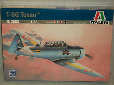 Italeri 1/48 Scale North American T-6G Texan - Factory Sealed