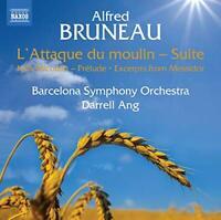 Barcelona Symphony Orchestra - Bruneau:Lattaque Du Moulin [Barcelona [CD]