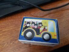 Choro Q Bus de los Beatles Submarino Amarillo