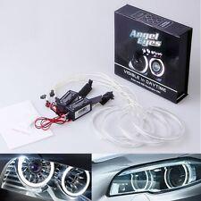 CCFL Neon Angel Eyes Standlichtringe Set Kit V5!!! BMW E36 E38 E39 E46 mit Xenon