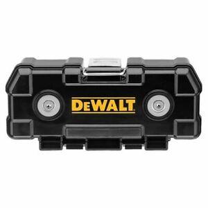 DEWALT DWMTCIR20 20-Piece Impact-Ready Magnet ToughCase Set