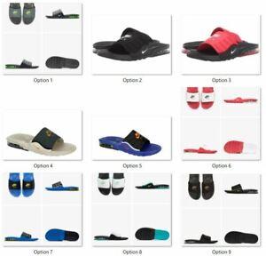 NEW Men's Authentic Nike Air Max Camden Slide Sandals Superstar BQ4626 Choose
