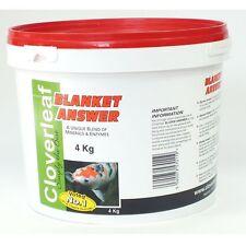 Cloverleaf Blanket Answer 4Kg Kills Blanket Weed Fast (Treats 10000g 50000 Ltr)