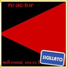 "NEIL YOUNG "" RE-AC-TOR (REACTOR) "" LP SIGILLATO 1981"