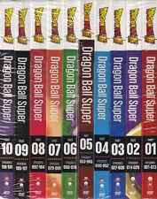 Dragon Ball Super Parts 1 - 10 DVD Bundled Set New Free Shipping