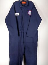 American Airlines Mechanic Coverall Jumpsuit Size 58 R 5X GCA Navy Cosplay NOS