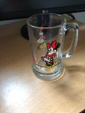 Verre a bierre Minnie Euro Disney Vintage
