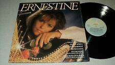 ERNESTINE 33 TOURS LP HOLLANDE COVER MARC KNOPFLER JOHN BARRY TOOTS THIELEMANS