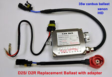 D2S D2R Replacement Canbus HID Xenon Ballast 35W with bulb adaptor / holder