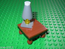Lego Table and Lamp NEW!!! C23