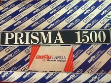 """LANCIA """"PRISMA 1500""""  - SIGLA SCRITTA POSTERIORE  - NUOVA ED ORIGINALE"""