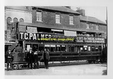 rp4041 - Wolverton Tram at Stoney Stratford - photo 6x4