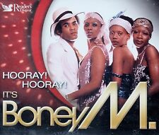 BONEY M. : HOORAY! HOORAY! IT'S BONEY M. / 3 CD-SET - NEU