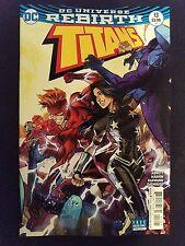 Titans # 13 Dc Universe Rebirth (1st Print) Variant