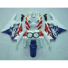 Hand Made ABS Fairing Bodywork Kit Fit For Honda CBR 400RR CBR400RR NC29 White