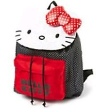 Hello Kitty Big Red Polka Dot Bow BACKPACK.LOUNGEFLY.BNWT!
