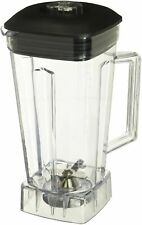 Hardin Vmujug6 Vita-Mix Replacement 64oz Polycarbonate Container Jug with Top.