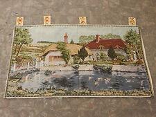 Vintage belle scenetapestry 128X74cm (A1148)