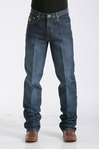 Cinch Black Label Relaxed Fit Dark Blue Jeans MB90633002-IND Size 29 x 38 NWT