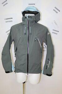 Peak Performance Mens Gore-Tex Paclite R&D Hooded PitZips Outdoor Jacket sz M/L