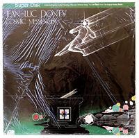 SUPERDISK  LP   JEAN LUC PONTY  Cosmic Messenger  SEALED  Half Speed  Audiophile
