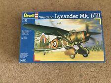 Revell 04710  WESTLAND LYSANDER Mk1/111