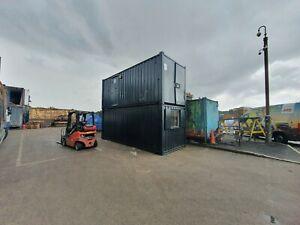 20ft x 8ft Anti-Vandal Office (50/50 Pro Conversion) - Ex Salford