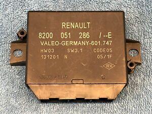 Renault Vel Satis PDC Parking Distance Control Module 601 747 8200051286 601747