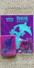 Dragon Majesty Elite Trainer Box Sleeves, Dice, and Player's Guide Pokemon TCG