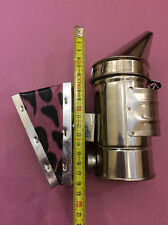 New Design Mini Cute Stainless Steel Bee Smoker.  Beekeeping tools. For a gift.
