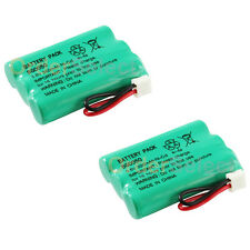 2x NEW Home Phone Battery for V-Tech ER-P510 89-1323-00-00 Model 27910 50+SOLD