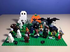 LEGO  Monster Fighters Minifigure Lot  (Lord vampyre & bride ghosts)