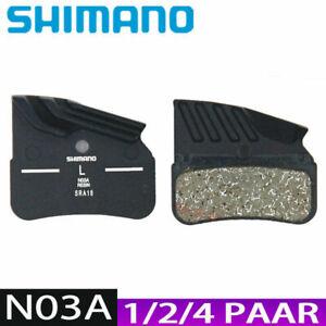 SHIMANO N03A Resin Ice Tech Scheibe Bremsbeläge 4 Kolben M9120 M8120 M7120 MTB