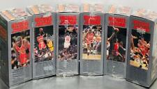 1991-92 Upper Deck Michael Jordan Locker Series 1 - 6 Basketball Set
