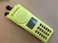 Yellow Case Housing for Motorola XTS3000 Model 3 M3 # LAST
