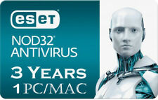 2020 ESET NOD32 Antivirus - 1 Computer 3 years - Instant Delivery via Email