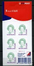 Nederland NVPH V2040 Hangboekje Beatrix inversie PTT logo Postfris